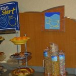 Holiday Inn Express La Mesa-Breakfast Bar