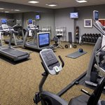 Ontario Airport Hotel Fitness Center