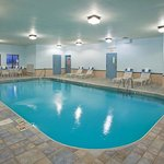 Enjoy our heated pool open year around.