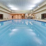 Pool at the Crowne Plaza - a Milwaukee Wisconsin Airport Hotel