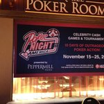 INSIDE PEPPERMILL CASINO POKER ROOM