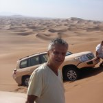 4x4 Extreme Desert Drive at Al Maha Resort