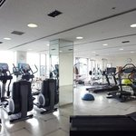 Fitness Gym (Open 7:00-21:00)