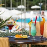 Valamar Zagreb Pool Bar