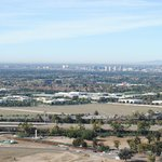 View of Irvine from 400 ft