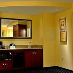 Executive King Suite Wet Bar