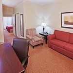 CountryInn&Suites Midland 1 Bedroom Suite