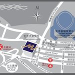 Hotel Location Map