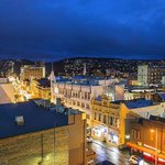 Launceston City View