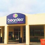 Foto van Boarders Inn & Suites