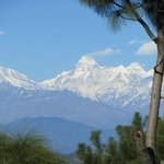 Nanda Devi Range Up close