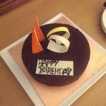 Birthday Cake from The Courtyard Gurgaon