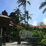 Foto de Bali Garden Beach Resort
