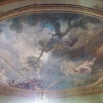Ceiling of Royal Salon