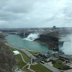 The falls from the 23rd floor