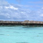 Overwater bungallows