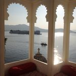 lake palace view