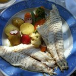Pool Restaurant: Fresh Grilled Fish