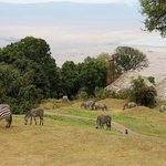 Foto andBeyond Ngorongoro Crater Lodge