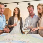 Tasting around the map of Tasmania