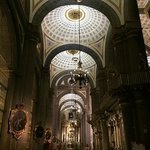 Amazing interior of Guadeloupe Cathedral