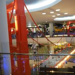 Inside terminal 21 shopping complex. About 300meters from Tune Hotel