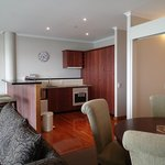 Auckland Waterfront Serviced Apartments resmi