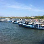 boats at mimpi harbour