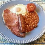Yummy English Breakfast at Rowen