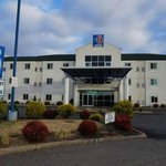 Motel 6 Knoxville resmi