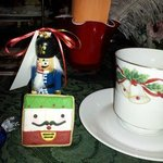 Christmas Tea at Oatlands Plantation