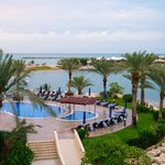 Bild från Al Hamra Fort Hotel and Beach Resort