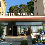 Photo of Hotel Opatija
