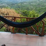 Superior Suite balcony with hammock