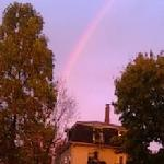 Rainbow's end at Parkside on Ellery