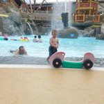 Brilliant waterpark