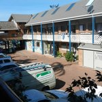 Foto van Aquarius Backpackers Motel