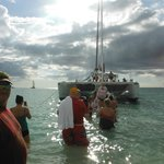 Sunset Catamaran Cruise (included)