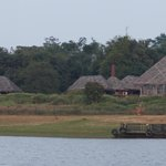 View of resort from Kabini Lake