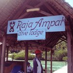 Photo de Raja Ampat Dive Lodge