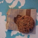 double tree signature cookie.. yummy!!!