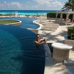 Foto de Sandos Cancun Luxury Experience Resort