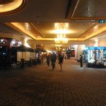 The Long Long Corridors Shops & Casino