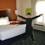 Foto van Fairfield Inn & Suites Indianapolis Downtown