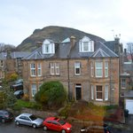 View from Room 13 (King Arthur's Seat)