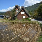 Shirakawago farmhouse