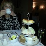 A lovely afternoon tea