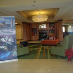 Foto van Fairfield Inn & Suites by Marriott Titusville Kennedy Space Center
