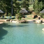 Montusi Mountain Lodge resmi
