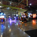 Re-invented arcade with all new games